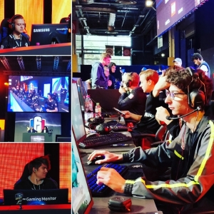 Photo of the company AlerioN eSport who recruits in the video game and the Esport