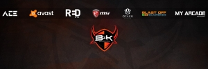 Photo of the company BzK Esport who recruits in the video game and the Esport