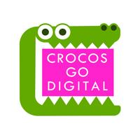 Logo de la structure Crocos Go Digital