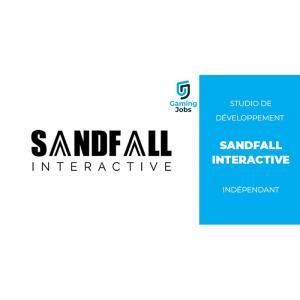 Logo de la structure Sandfall Interactive