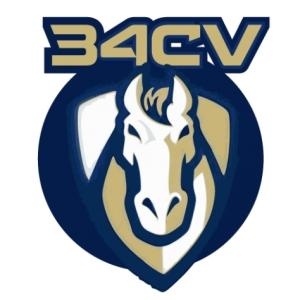 Logo de la structure 34CV