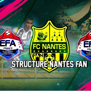 Logo de la structure FC NANTES FAN