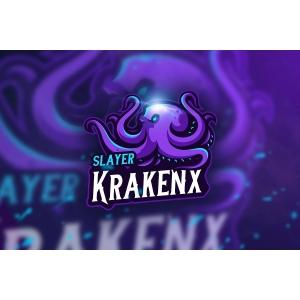 Logo de la structure Kraken Esport