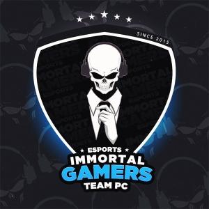 Logo de la structure Immortal Gamers | Team PC