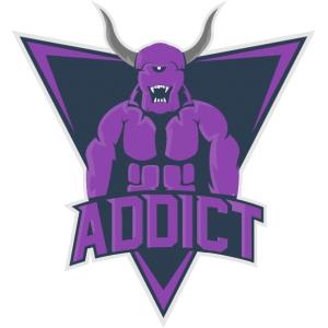 Logo du partenaire AddicT eSport