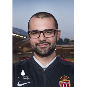 Photo de Jérémy Girardot – AS Monaco Esports